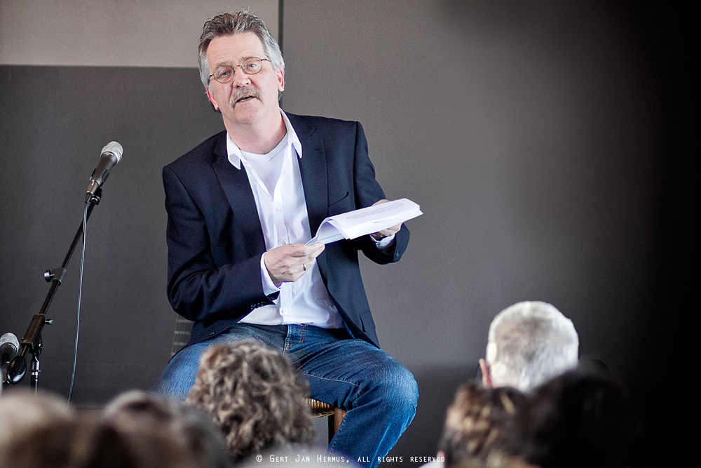 Henk van der Veer Sneek stadsdichter