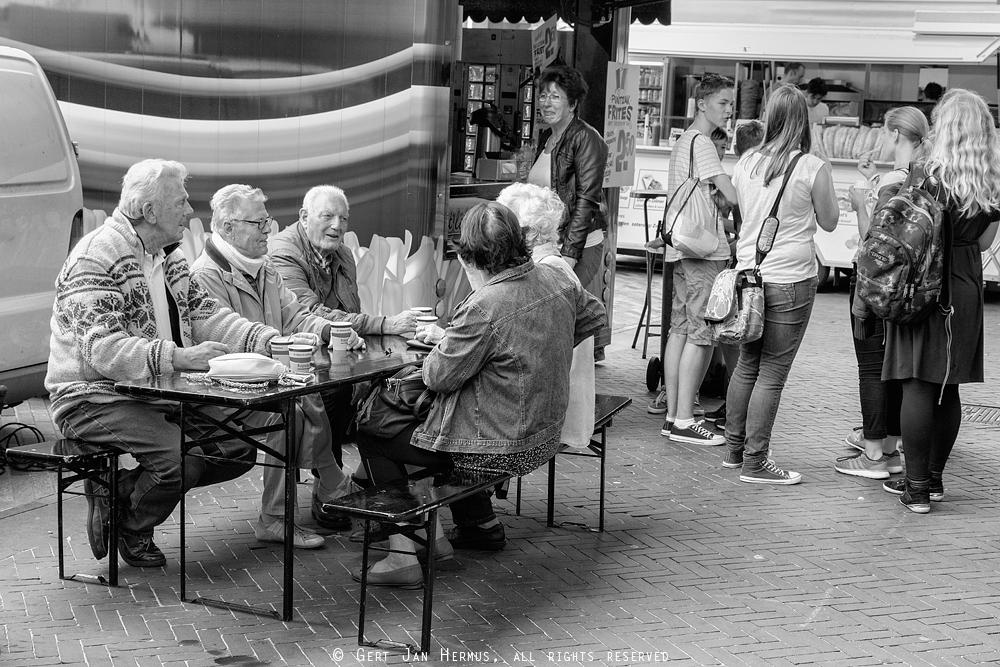 Straatfotografie Leeuwarden