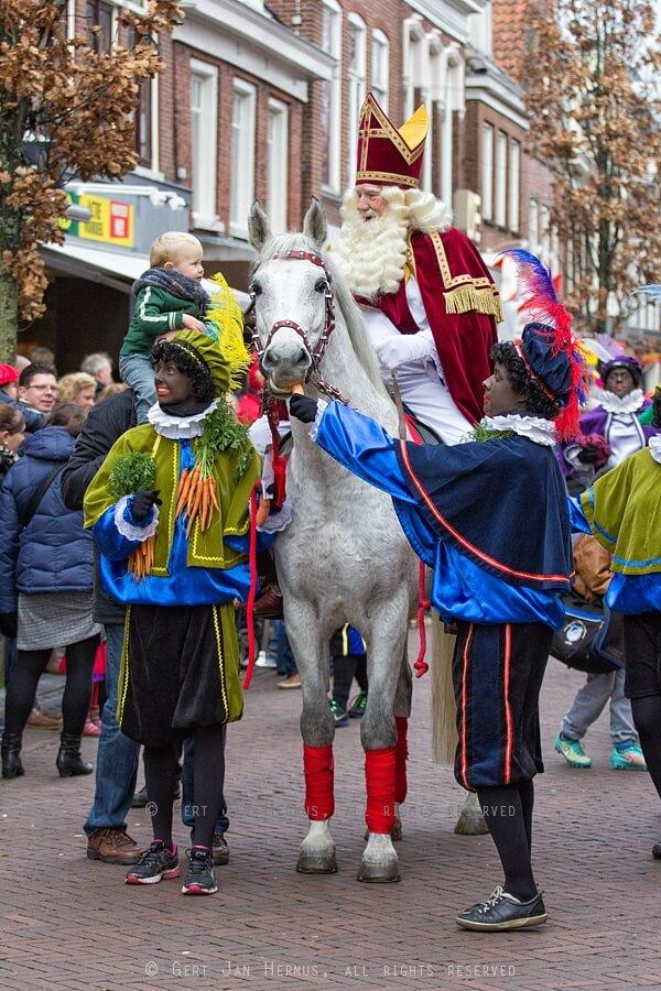 intocht Sinterklaasintocht Sneek