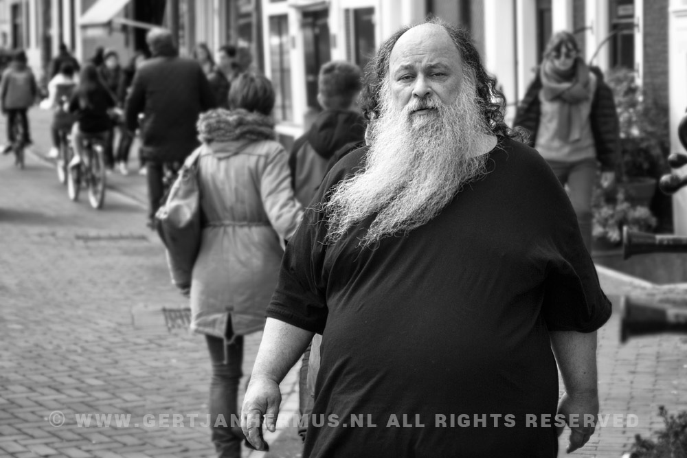 Straatfotografie Amsterdam