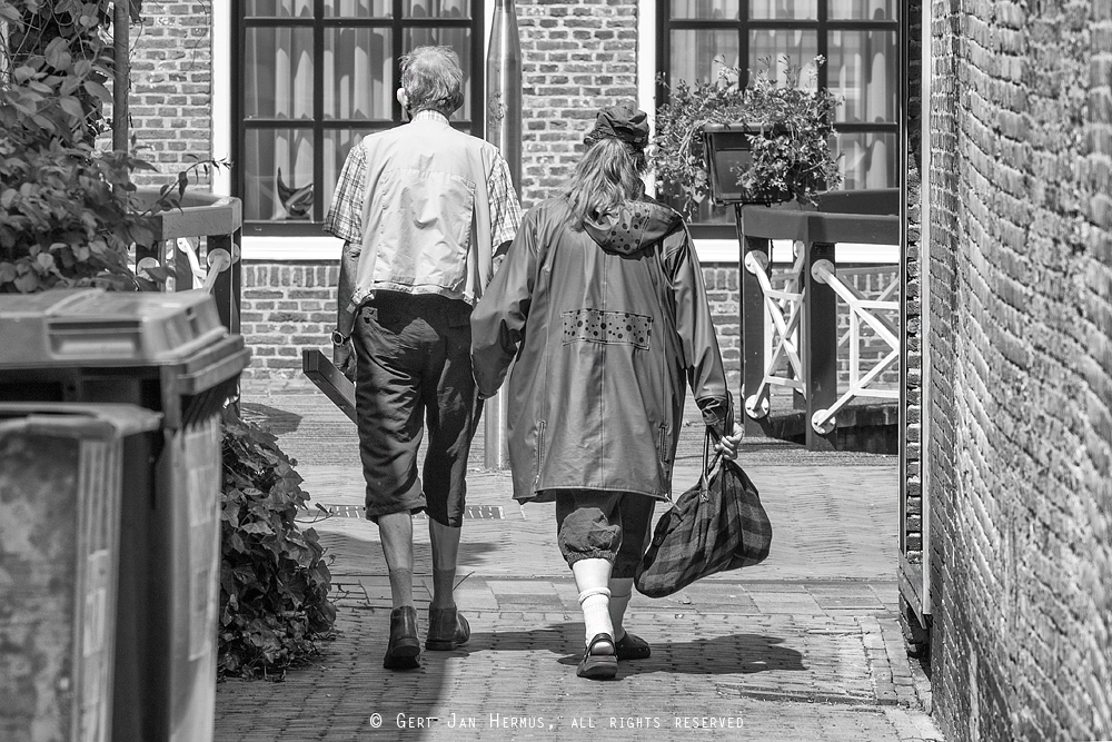 Straatfotografie Franeker
