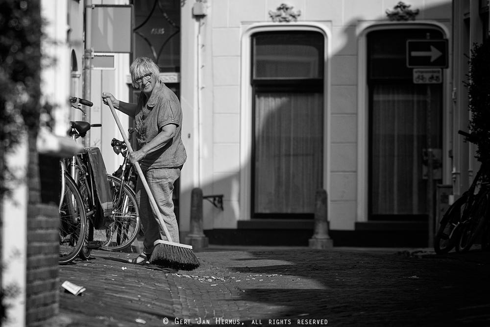 Straatfotografie Leeuwarden Friesland