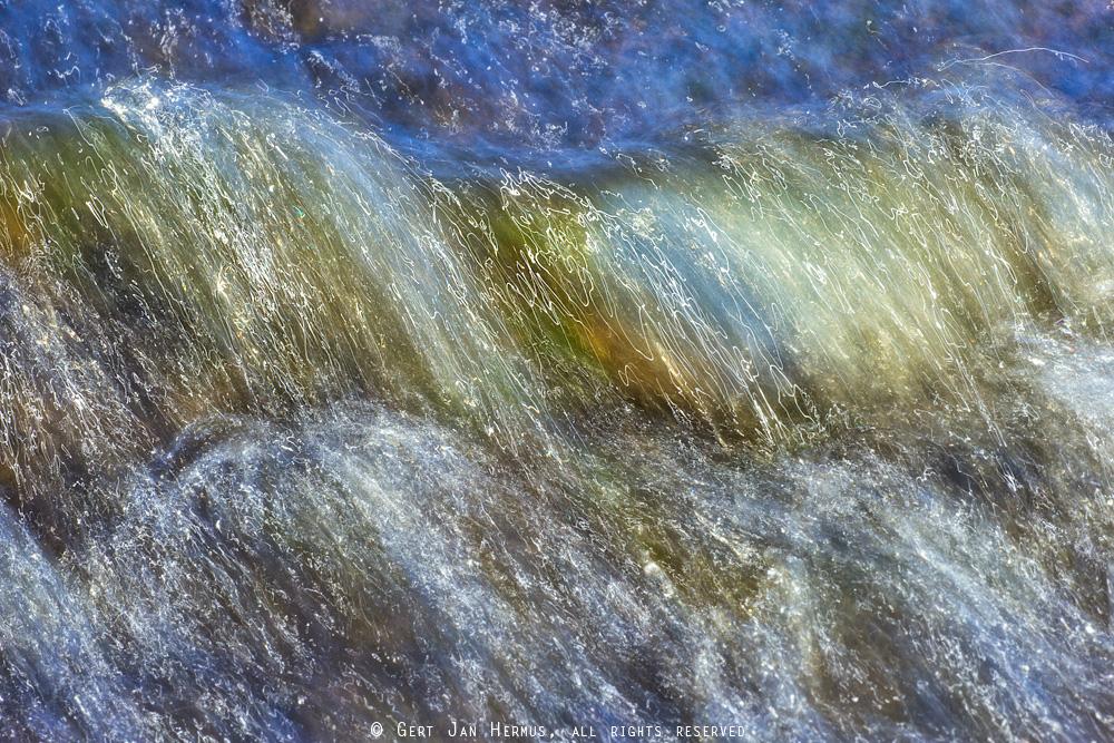 foto bewegend water