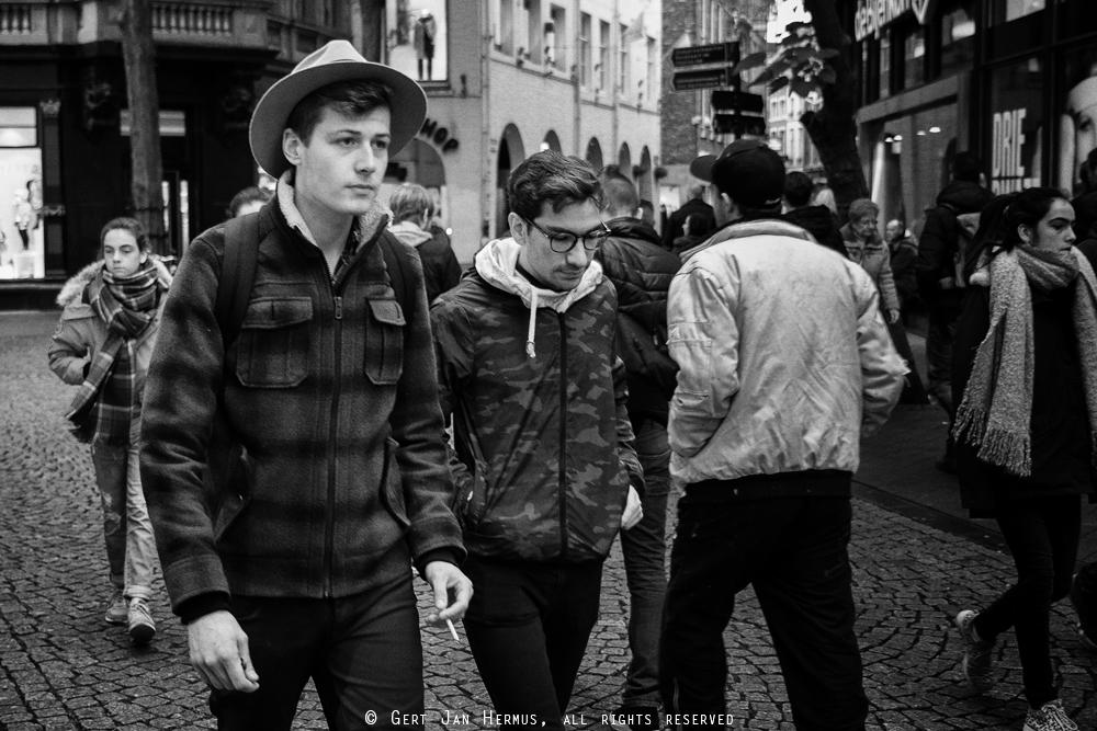Straatfotografie Maastricht