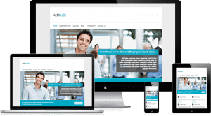 responsive website sneek