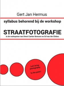 cursusboek Workshop Straatfotografie download
