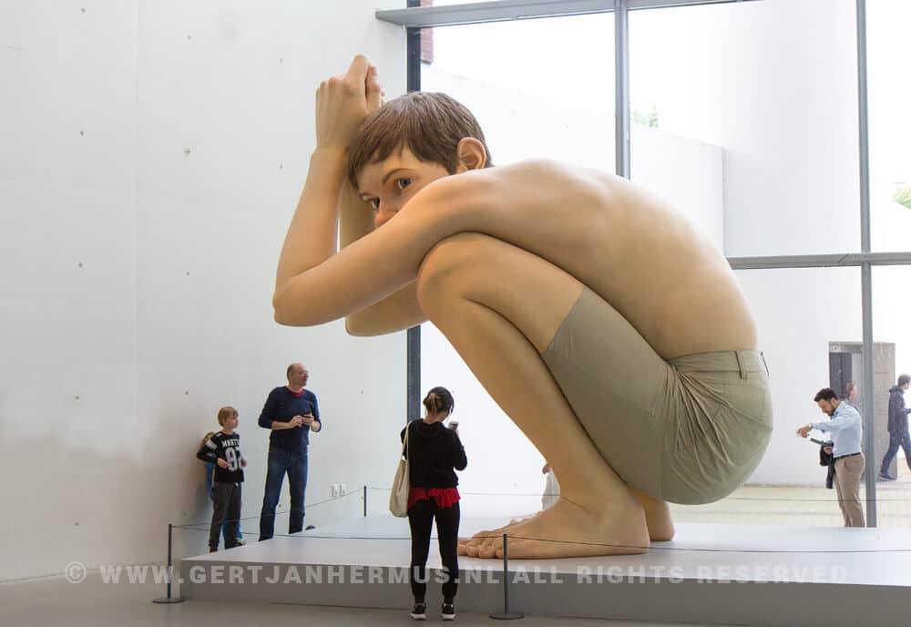 ARoS kunstmuseum in Aarhus of Århus