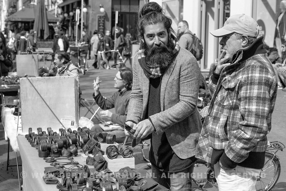 straatfotografie Amsterdam Leidseplein