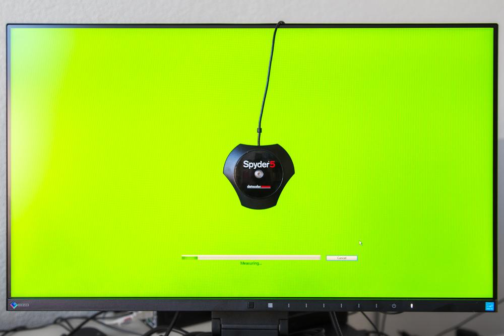 beeldschermkalibratie kleurkalibratie