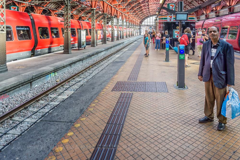 fotograferen op stations en in treinen