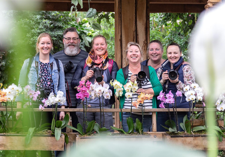 fotocursus workshop orchideeenhoeve