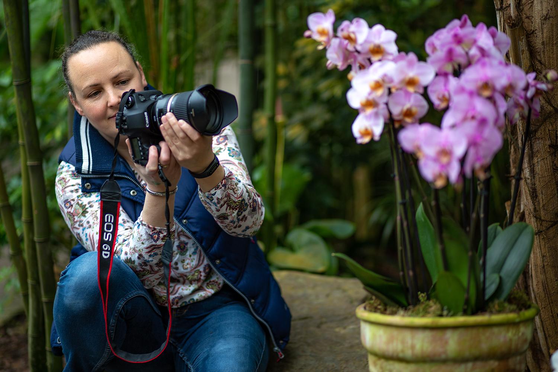 Orchideeënhoeve workshop fotografie