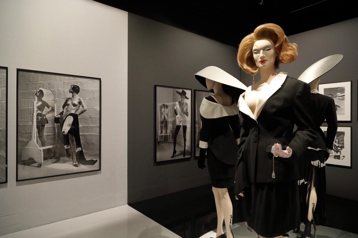 Tentoonstelling tentoonstelling Thierry Mugler Rotterdam