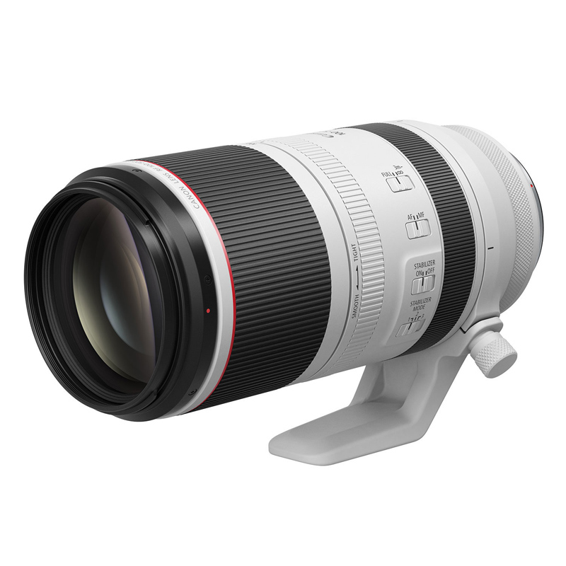 Canon 100-500mm IS review