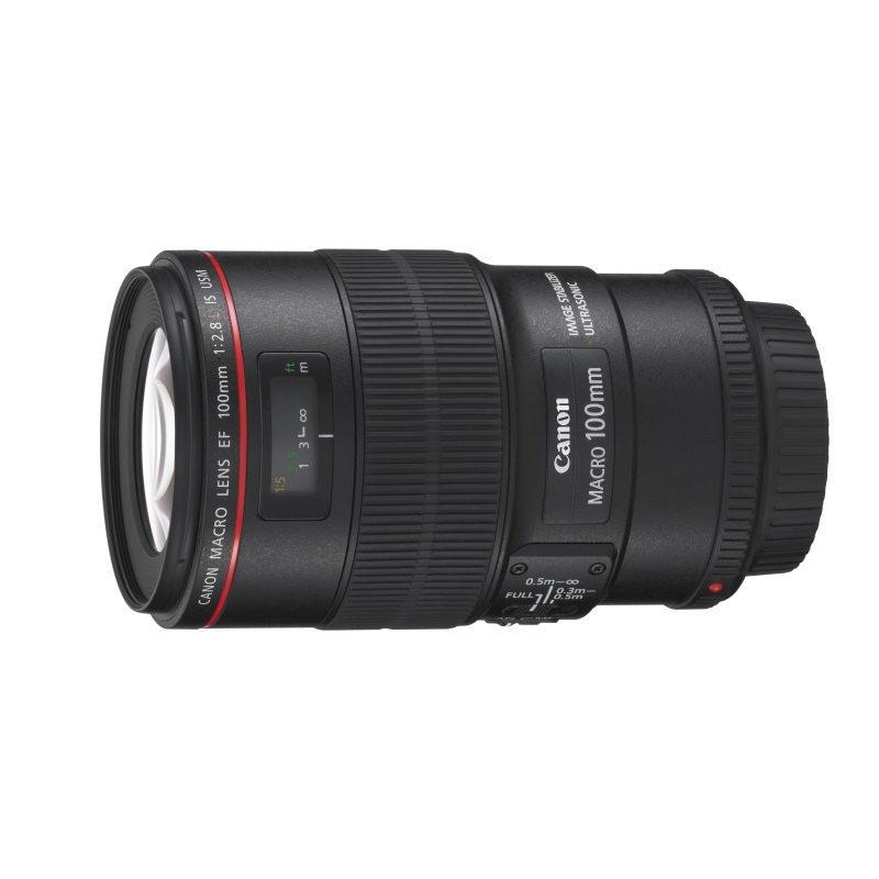 Canon 100mm f-2.8 L usm
