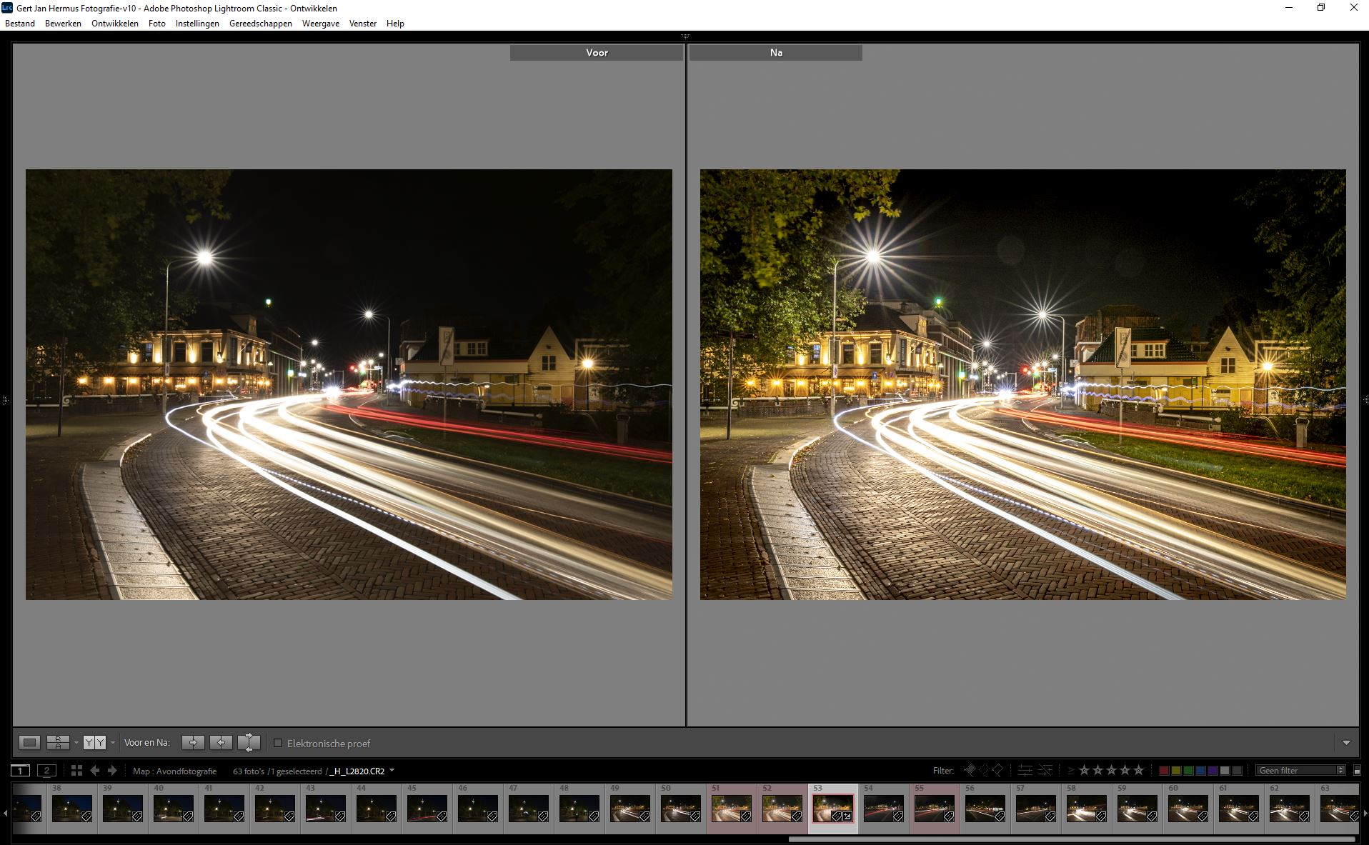 cursus lightroom classic Friesland