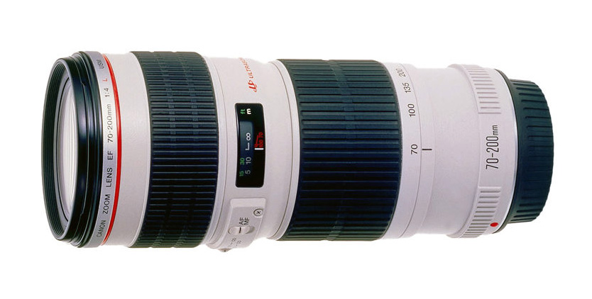 Canon EF 70-200mm f/4.0L USM objectief review