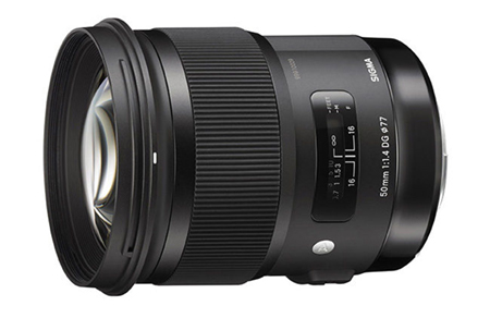 Sigma 50mm f/1.4 ART Canon EF mount review