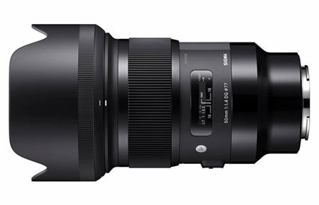 Sigma 50mm f/1.4 ART Sony E mount